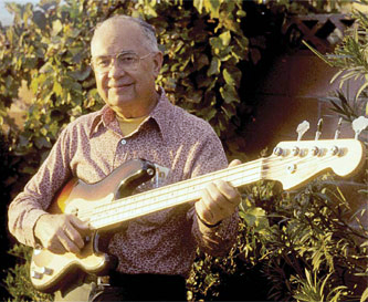 Leo Fender - bass guitar